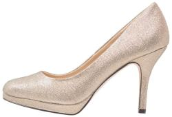 Gold pumps van Menbur via Zalando