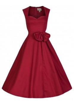 plus size Lindy Bop grace 50's swing dress