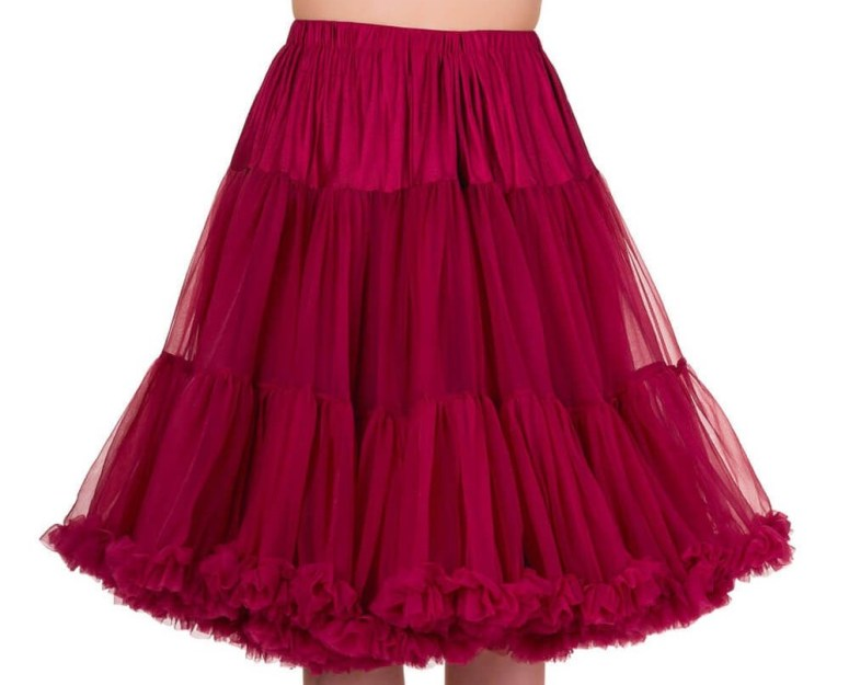 plus size petticoat via Succubus