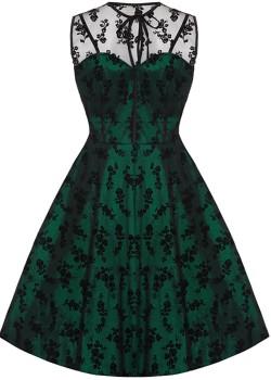 plus size Voodoo Vixen dress