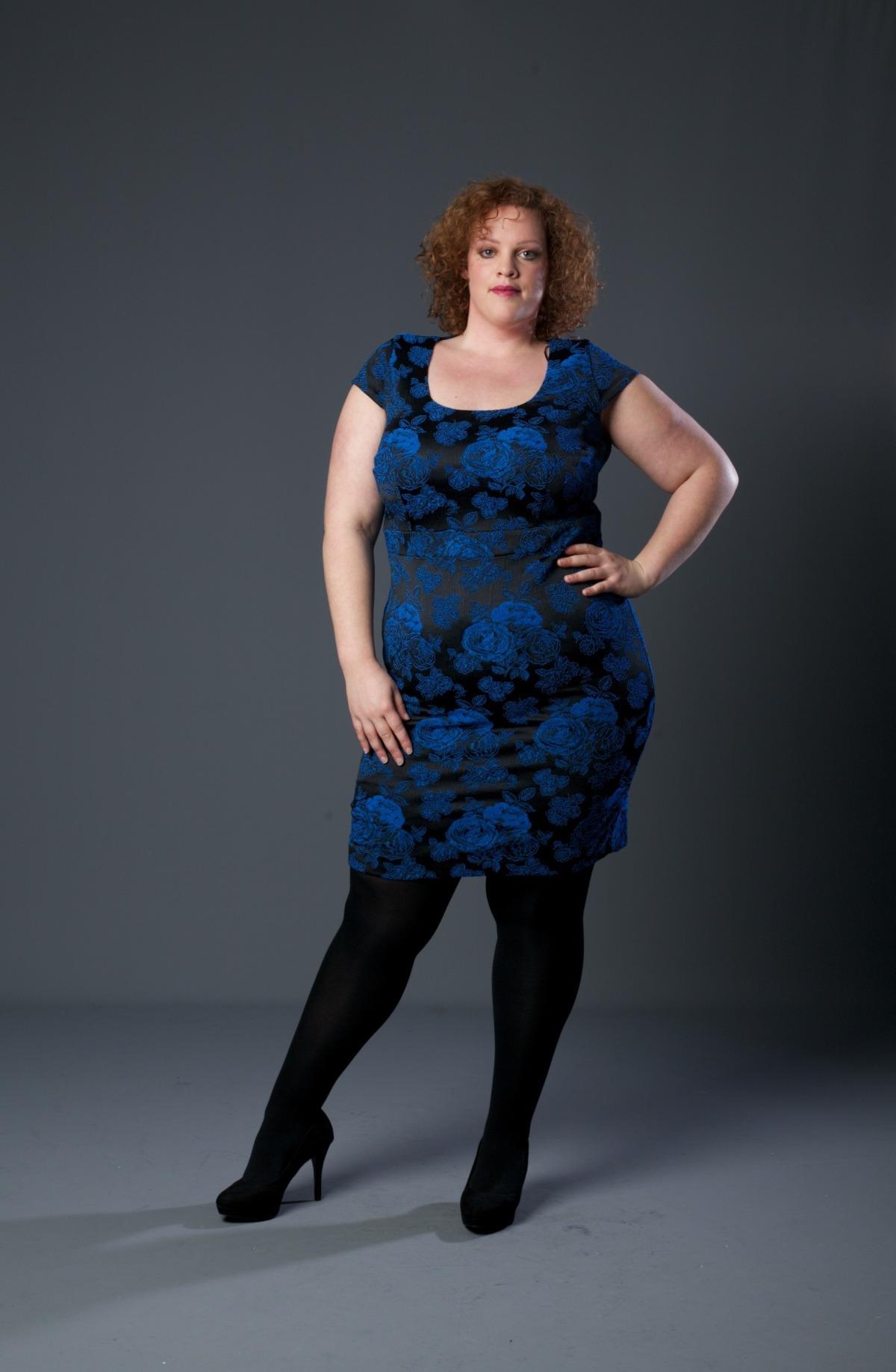 plus size dress van studio 8
