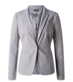 grijze blazer van C&A
