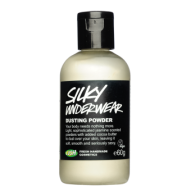 Silky underwear van Lush cosmetics
